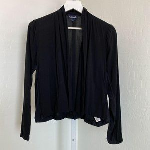 Splendid Black Lightweight Jacket